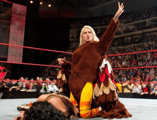 WWE's wildest Thanksgiving moments | WWE