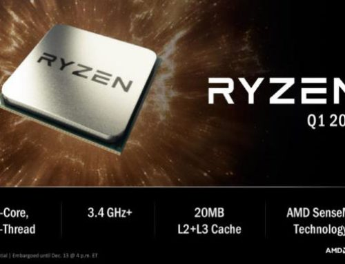 AMD Ryzen Tech Processor Will Be Started From Next Week